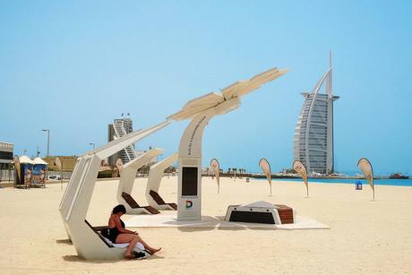 Dubai World Trade Centre gets Smart Palm for Gitex