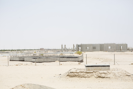 Tender for DWC staff village after 5-year delay