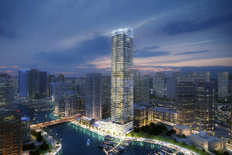 Construction starts at Dubai Marina's Stella Maris
