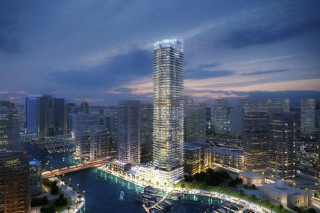Construction starts at Dubai Marina's Stella Maris