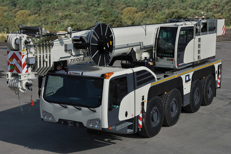 Abu Dhabi's Abu Nasir buys Terex all-terrain crane