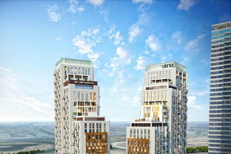 Deyaar to launch apartments at The Atria