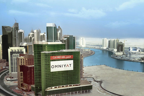 Omniyat complete The Binary in Business Bay