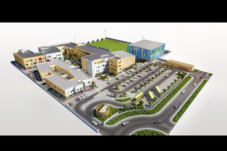 ALEC scoops contract for The New Jebel Ali School