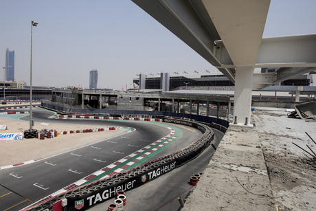 In pictures: The Ribbon, Dubai Motor City