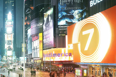 New York's Times Square to be pedestrianised