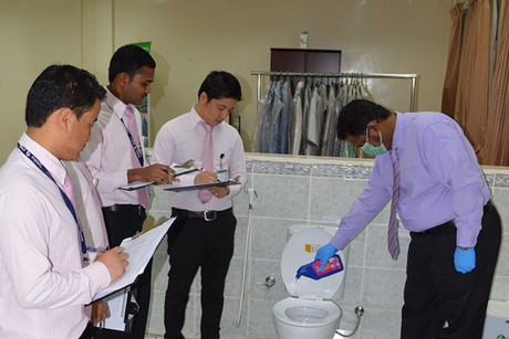 Tanzifco revisits infection and odour strategy