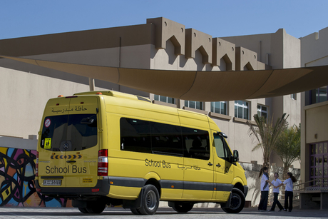 School bus safety initiative launched in UAE