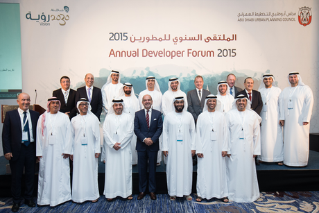 New UPC real estate data for Abu Dhabi developers