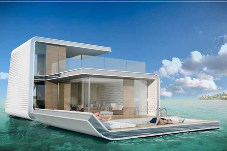 Underwater villas to be constructed on The World