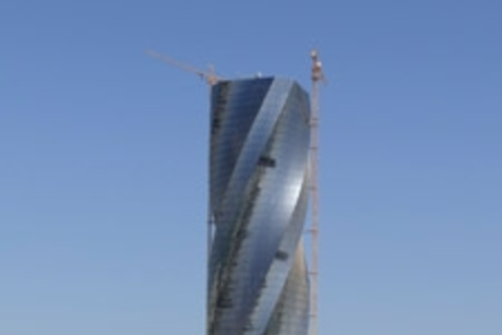 External works complete at United Tower in Bahrain