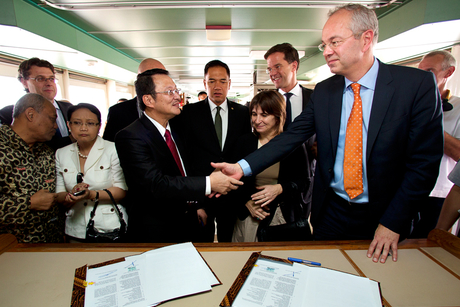 Van Oord wins Indonesian contract worth 20m Euros