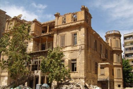 Egyptian villa earmarked for demolition