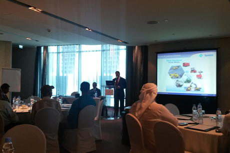 Volvo and FAMCO stage UAE lubricants seminar