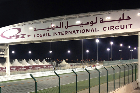 Losail Int'l Circuit replaces floodlight gensets