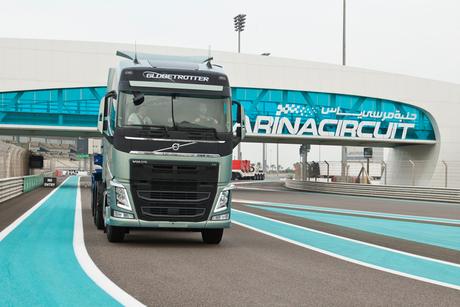 Test drive: new Volvo Trucks range for MENA region