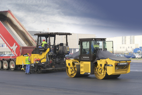Volvo and FAMCO plan road equipment education day