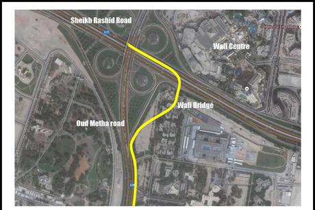 Dubai RTA awards $24m deal to build Wafi Bridge