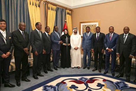 UAE firms pledge $19bn for West African projects