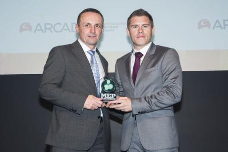 MEP Awards 2015: Giovani Tauckoor - Plumbing award