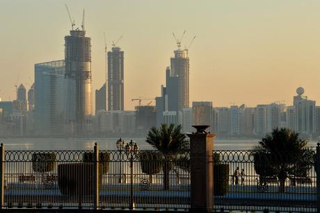 Catholic church being built near Abu Dhabi