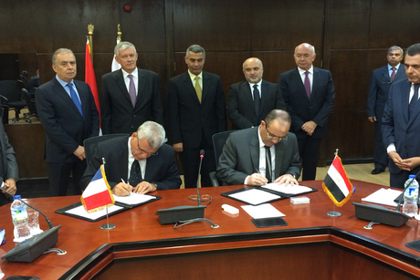 Alstom to supply infrastructure for Cairo Metro