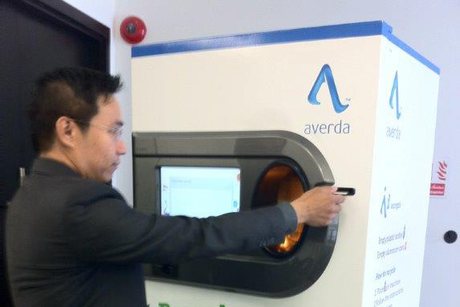 averda machines net 1.2mn recyclables in 2013