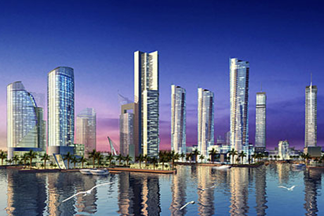 GFH begins work on $150m Harbour Row in Bahrain