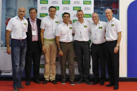 Big 5: Hira Industries announces JV deal at event
