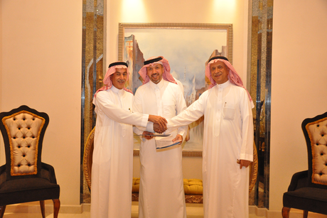 Cayan signs alliance for new project in Riyadh