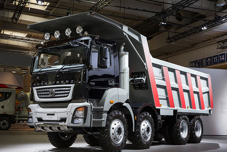 Daimler begins BharatBenz bus building in Chennai