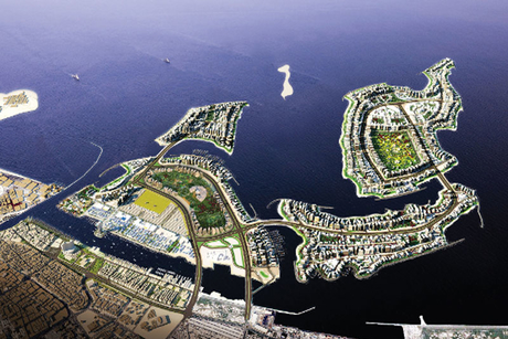 Nakheel reveals plans for Deira Islands Mall