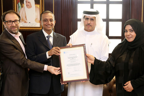 DEWA awarded ISO for IT service management system
