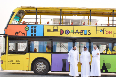 Doha Bus adds a new route through Education City