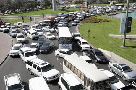 Survey: 65% of Dubai motorists neglect tyre safety
