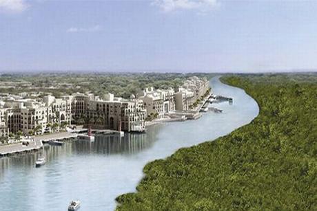 Abu Dhabi promenade opens for business