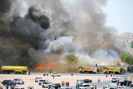 Recent fires prompt renewed codes call for Qatar