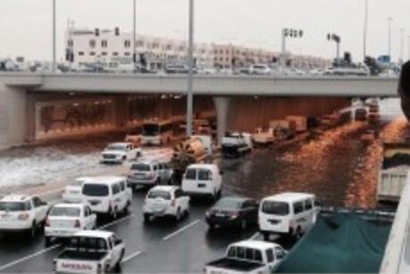 BIRCO linear drainage helps reduce flooding risks