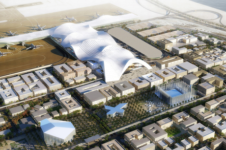Doha's mega Airport City first phase due by 2022