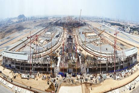 Engineering Genius: King Abdulaziz Airport