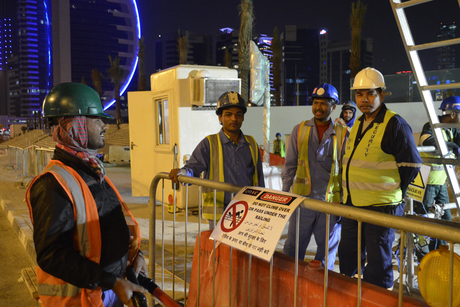 Amnesty says Qatar is 'failing migrant workers'