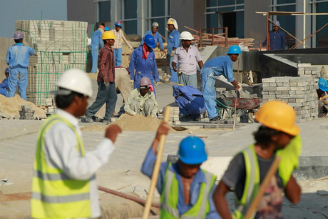 13% of GCC construction workers face salary delays