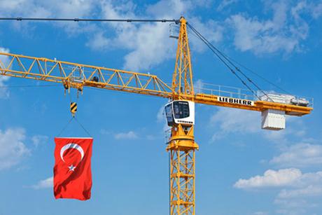 Liebherr receives largest ever tower crane order