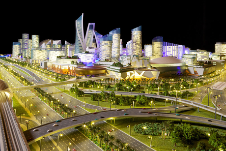 Transport links updated for $7bn Mall of the World