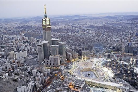 Saudi turns to Italy to meet Mecca marble demand