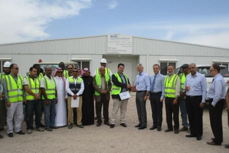 Parsons achieves 2mn safe man hours at Saudi site