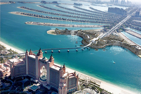 Nakheel begins leasing at $217mn The Pointe