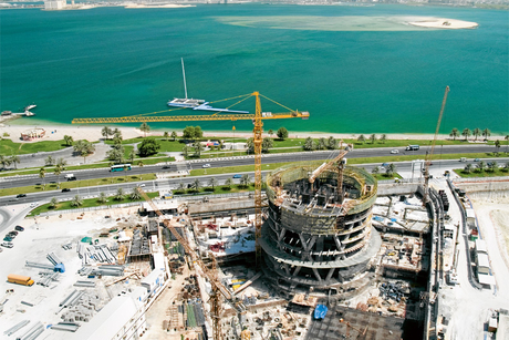 TRL scoops Green Mind award for Qatar project