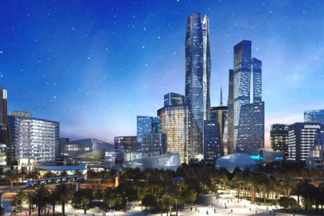 Saudi Arabia to develop $320m Riyadh mall in 2016