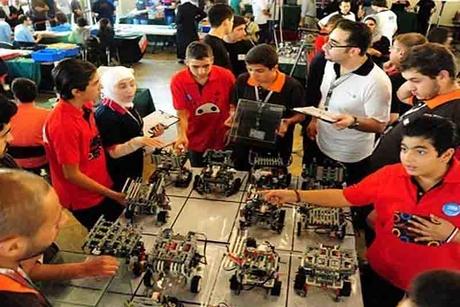 Qatar to host 2015 World Robot Olympiad